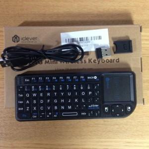 ミニワイヤレスキーボード(IC-RF01)
